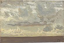 Elisabeth von Eicken - Cloud study