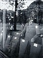 [ Photographs ] Eugene Atget Libourne with Bordeaux 1857 - 1927 Paris MAGASIN, AVENUE OF THE GOBELINS. 1925 Silver gel departure of Berenice Abbott, 1956. 23.6 x 16.4 cm