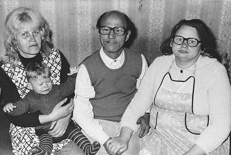 """""""Ulla, Horst und die Nachbarin, Berlin"""