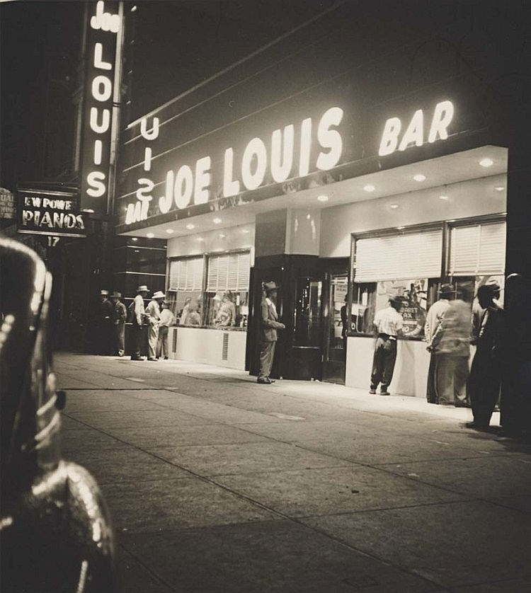 Joe Louis Bar