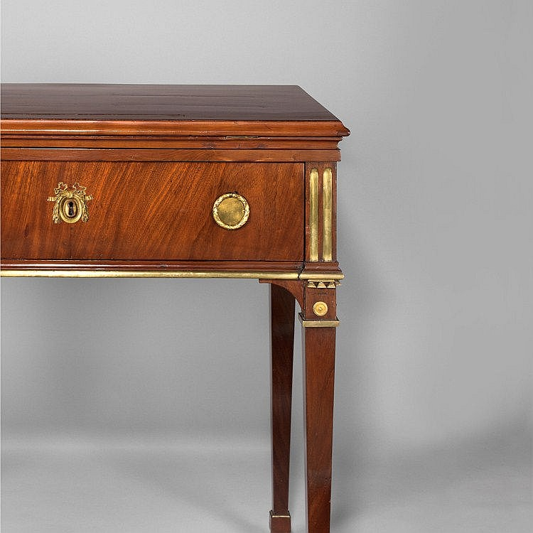 Roentgen, David 1743 - 1807 Architect's desk with adjustable raising desk top