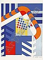 Otto Herbert Hajek Kaltenbach/CSSR 1927 - 2005, Otto Herbert Hajek, Click for value