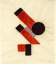 Erich Buchholz Bromberg 1891 - 1972 Berlin MIT 10