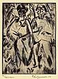 Bernhard Kretzschmar Döbeln 1889 - 1972 Dresden, Bernhard Kretzschmar, Click for value