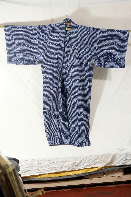 Traditional Japanese kimono size 130 * 132 cm