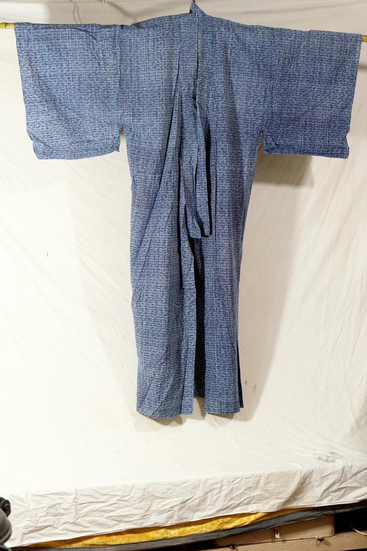 Traditional Japanese kimono size 127 * 137 cm