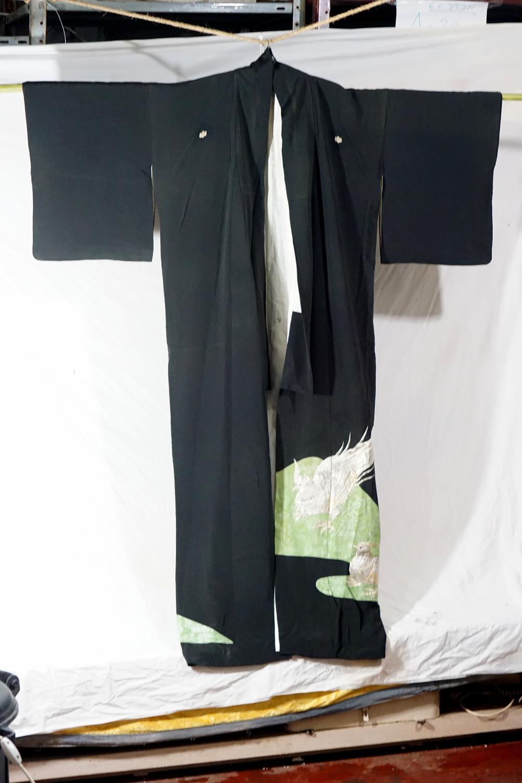 Traditional Japanese kimono size 160 * 130 cm