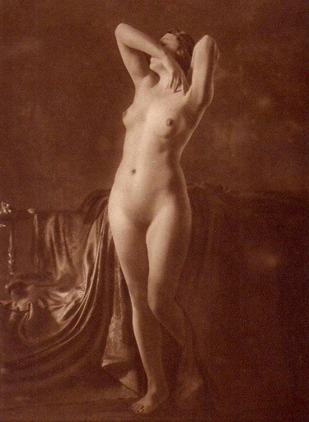 Grainer, Franz - Bavarian Woman (nude)