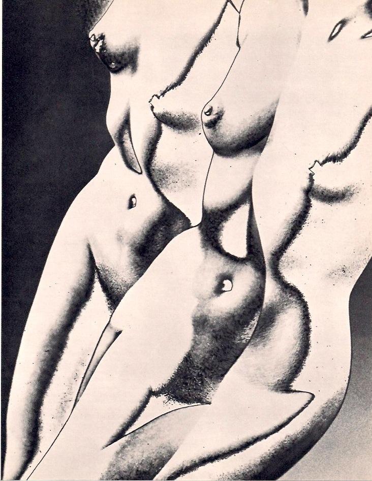 Lorelle, Lucien - Solarized Nudes