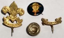 Vintage Boy Scouts of America Lot