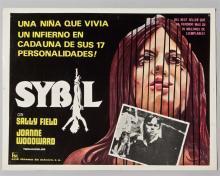 """""""SYBIL"""" in Spanish poster"""