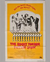 """""""Rocky Horror Picture Show"""" 1 sheet poster"""