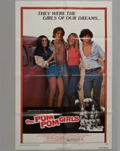 """The Pom Pom Girls, 1 sheet poster"