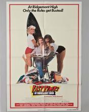 """""""Fast Times at Ridgemont High"""" 1 sheet poster"""