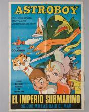 """""""ASTROBOY"""" 1 sheet poster"""