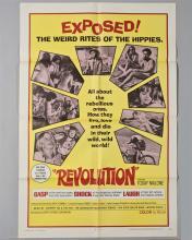 """REVOLUTION"" 1 sheet poster"