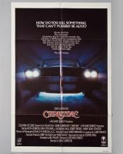 """Christine"" 1 sheet poster"
