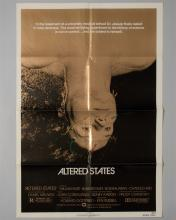 """""""Altered States"""" 1 sheet poster"""