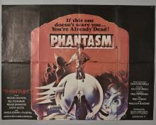 """""""Phantasm"""" 1 sheet poster,"""