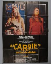 """""""CARRIE"""" 4 Sheet poster"""