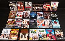 25 DVD MOVIES & SETS.