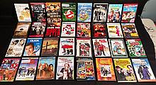 OVER 30 DVD MOVIES LOT.