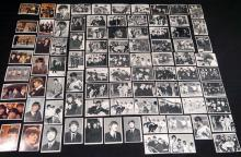 The Beatles. 1964  Beatles B & W Trading Cards and color cards by the Topps Co. 86 pcs.