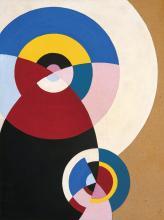 Beöthy, Etienne (1897-1961) : Blue Compositions, 1938-1939