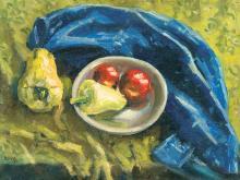 Basch Andor (1885-1944): Kitchen Still-life, 1933
