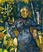 Plany Ervin (1885-1916) Piheno a lugasban, 1909
