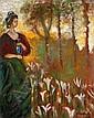 Gulacsy Lajos (1882-1932) No kek kancsoval (Fons, Lajos Gulacsy, Click for value
