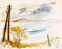 amos Imre (1907-1944) Aliga, 1940