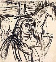 amos Imre (1907-1944) Gondolatok, 1935