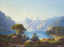 Telepy Károly (1828-1906) Tarn