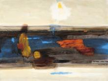 Kolozsváry Zsigmond (1899-1983): Camargue, 1964-65