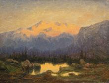 Lake in the High-Tatras