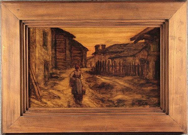 BONOMI CARLO - Turbigo (Milano), 1880-1961. Sue