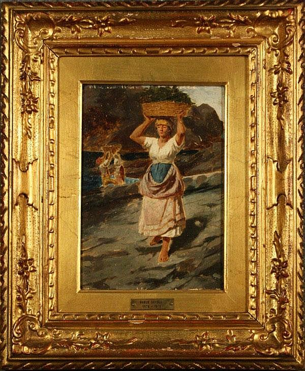 COVELLI GAELE (attribuibile) - Nato a Crotone nel