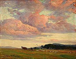 MORETTI FOGGIA MARIO - Nato a Mantova nel 1882.