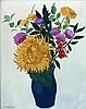 Wim Straatman (1913-2002) A flower still life. Signed and dated ', Willem (1913) Straatman, €0