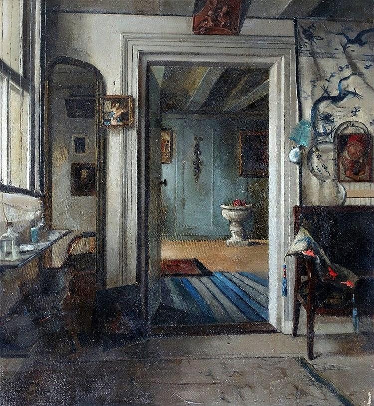 Elisabeth Anne Marie Felicie Augusta (Elsie) Spronck (1893-1985)