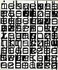 Kor Bekker (1928-1980) Composition with words. Signed and dated ', Cornelis Bekker, €0