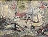 Wout van Heusden (1896-1982) Abstract composition. Signed and dat, Wouter Bernard