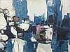 George August Stahl (1903-1982) Composition. Signed lower right., Georg August Stahl, €0