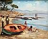 Piet Moojen (1879-1955) Costa Brava (?) Signed lower right. Vers, Pieter Adriaan Jacobus Moojen, €0