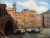 Jan Cossaar (1874-1966) Venice. Signed lower right. Doek 28 x 36, Jacobus Cornelis Wyand Cossaar, €0