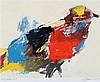 Eugene Brands (1913-2002) Composition. Signed lower right and num, Eugene Brands, €0