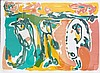 Asger Jorn (1914-1973) Hautes Pyrénées'. Signed and dated '69 in, Asger Jorn, €0