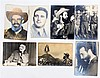 Seven photographs stamped St. Naranjo Reina 317 - Telf. W-9000 A