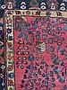 An eastern carpet. Hamadan. Afmeting 160 x 102 cm.